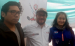 Ministro de Turismo junto a Campeones NASA en Chaccu 2019